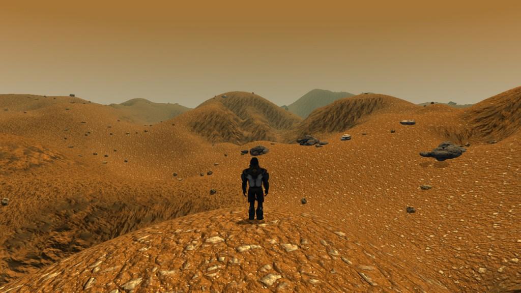 Desert 2 - PreAlpha